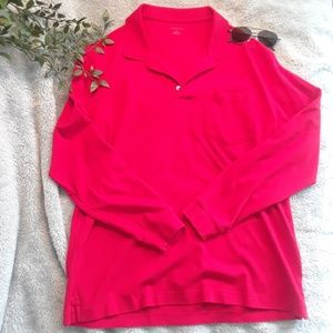Red Lands End Polo